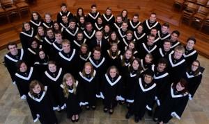 MLC Choir at St. Paul's First North Hollywood