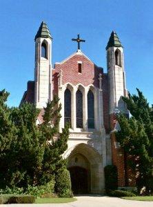 Lutheran Church Los Angeles